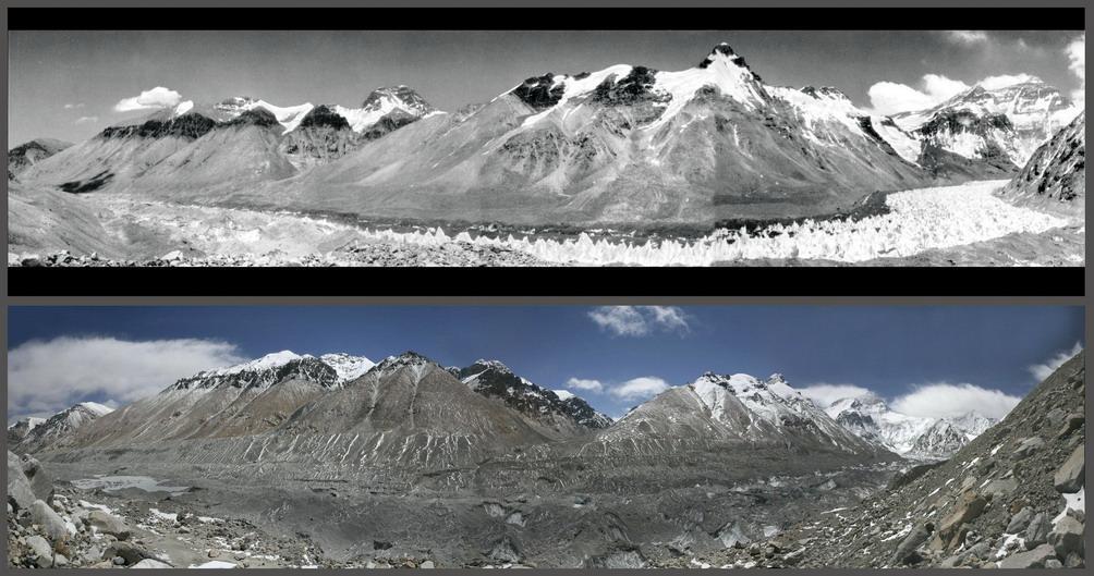 Rivers of ice: Vanishing glaciers video