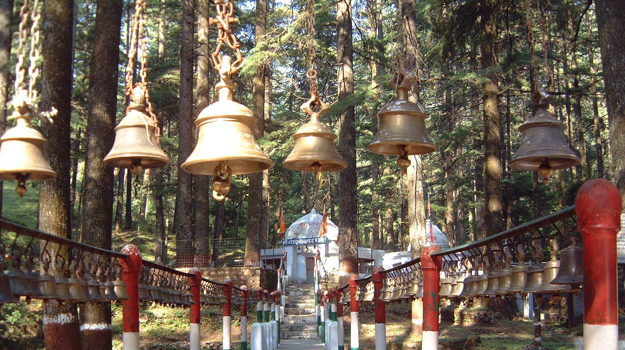 Tarkeshwar-sacred-grove