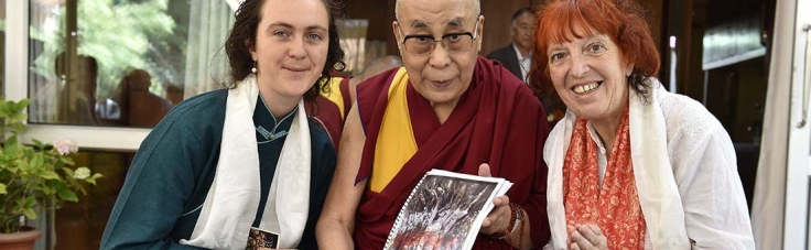 Active Remedy News- Meeting with H H the Dalai Lama