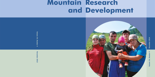 MRD Have Released A New Volume On Family Farming In Mountains