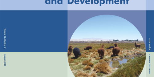 MRD Have Released a New Volume Looking into Important Water Issues